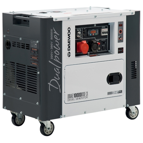 Daewoo Power Products DDAE 10000DSE-3