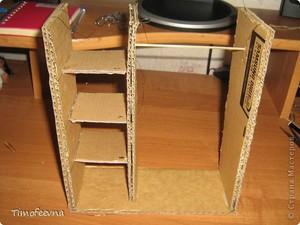 Шкаф для кукол