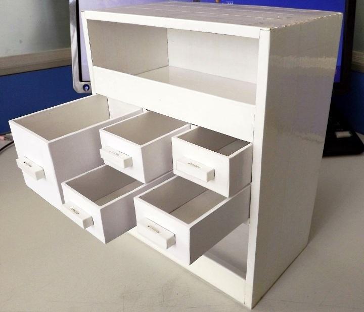 Декорированная мебель