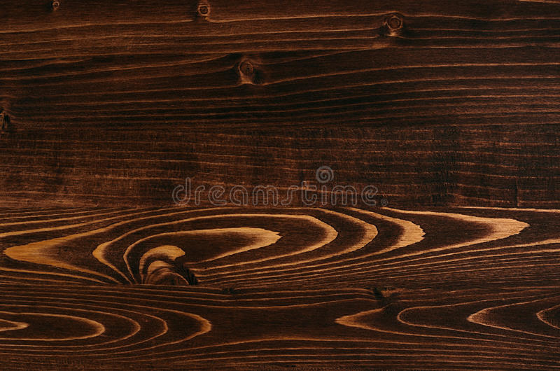 Warm brown vintage wood texture. Top view, wooden board. Warm brown vintage wood texture. Top view, wooden royalty free stock image