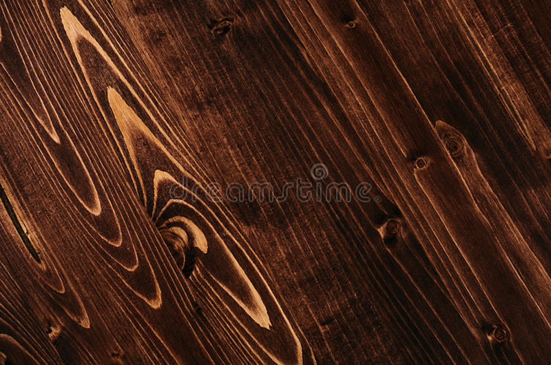 Warm brown vintage wood texture. Top view, wooden board. Warm brown vintage wood texture. Top view, wooden royalty free stock images