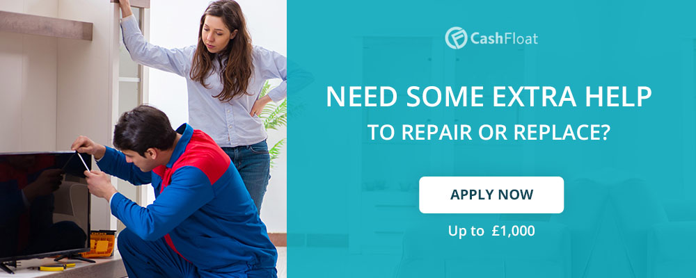 Need some help to repair or replace your shower? apply now with Cashfloat