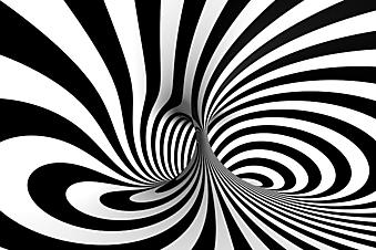 Спираль с иллюзией 3D эффекта. (Номер по каталогу: 25004)