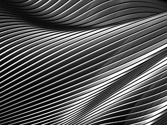 Металлический хай-тек фон с 3D эффектом. (Номер по каталогу: 25007)