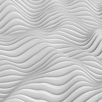 3D футуристический архитектурный дизайн. (Номер по каталогу: 25038)