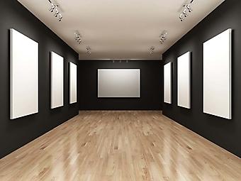 Картинная галерея в 3D (Каталог номер: 25060)