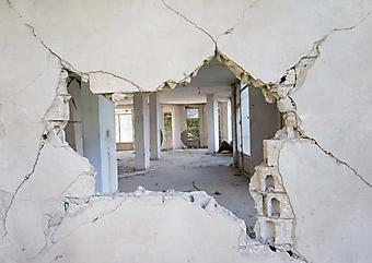 Разрушенная стена (Каталог номер: 25072)