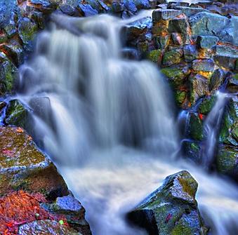 Сказочный водопад (Каталог номер: 01029)