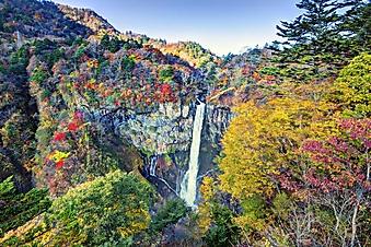 Водопад Кегон, Япония (Каталог номер: 01051)