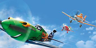 Мультфильм Самолеты. (Код изображения: 10249)