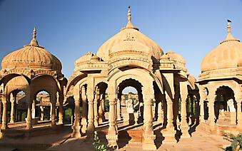 Бада-Багх, Индия. (Код изображения: 16001)
