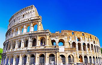 Колизей. (Код изображения: 16003)