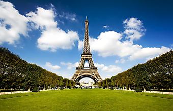 Эйфелева башня. (Код изображения: 16004)