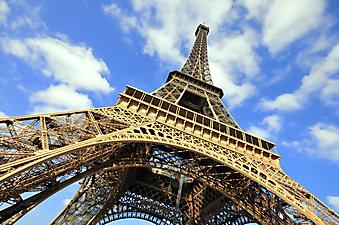 Эйфелева башня. (Код изображения: 16008)