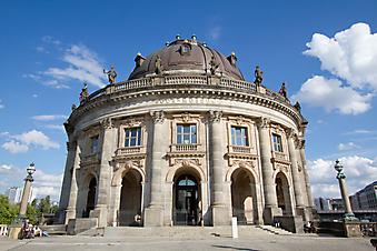 Музей Боде. (Код изображения: 16010)