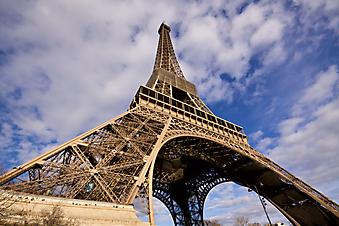 Эйфелева башня. (Код изображения: 16011)