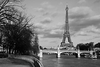 Эйфелева башня. (Код изображения: 16014)