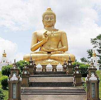 Статуя Буды. (Код изображения: 16031)