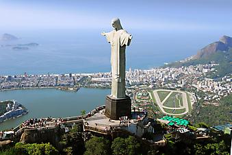 Статуя Христа-Искупителя. Рио-де-Жанейро (Код изображения: 16086)