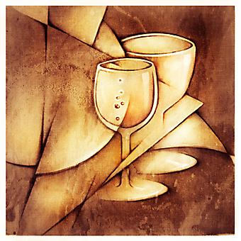Два стакана. (Код изображения: 17015)