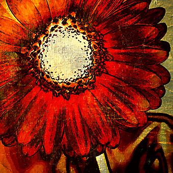 Цветок. (Код изображения: 17017)