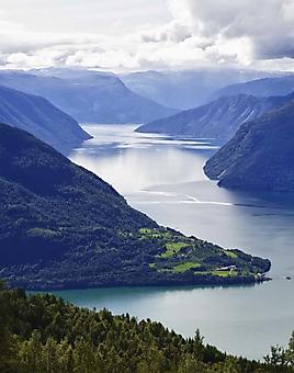 Согне-фьорд, Норвегия (Каталог номер: 19068)