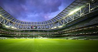 Стадион Авива(Aviva Stadium), Дублин, Ирландия. (Код изображения: 20026)