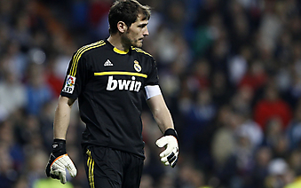 Икер Касильяс (Iker Casillas), Реал Мадрид, Испания. (Код изображения: 20036)