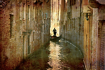 Открытки из Италии. (Код изображения: 21014)