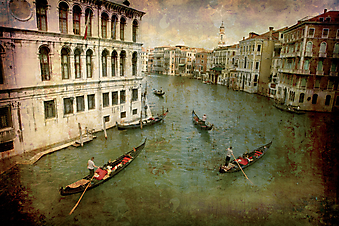 Венеция. (Код изображения: 21020)