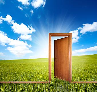 Дверь. (Код изображения: 21042)