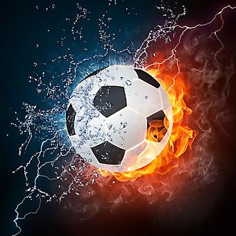Футбольный Мяч. (Код изображения: 21047)
