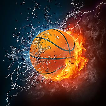 Баскетбольный Мяч. (Код изображения: 21049)