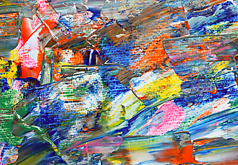 Цветная палитра (Каталог номер: 21068)