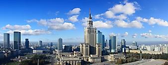 Панорама Варшавы (Каталог номер: 02276)