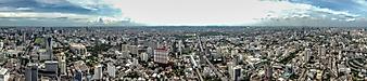 Панорамный вид, Бангкок (Каталог номер: 02365)
