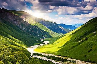 Альпийские луга (Каталог номер: 03069)