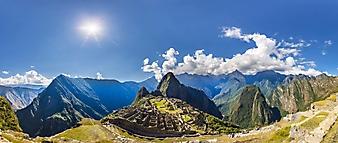 Горные вершины Перу (Каталог номер: 03084)