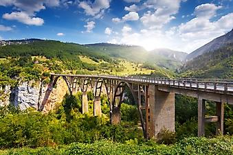 Большой старый мост (Каталог номер: 06046)