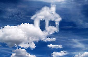 Облака. (Код изображения: 12002)