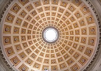 Купола базилики, Рим. (Код изображения: 12016)