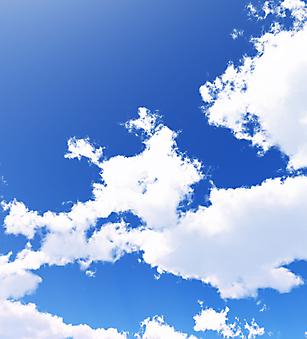 Плывут облака. (Код изображения: 12040)