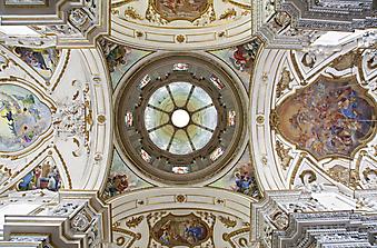 Потолочная фреска собора в Палермо (Каталог номер: 12076)