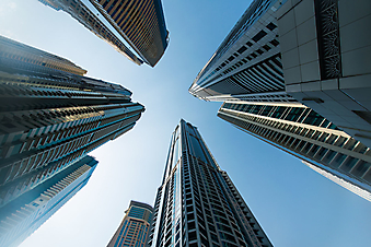 Небоскребы Дубайа (Каталог номер: 12088)