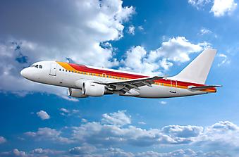 Airbus A-320. (Код изображения: 13012)