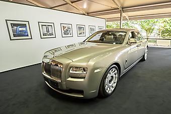 Rolls Royce. (Код изображения: 13025)