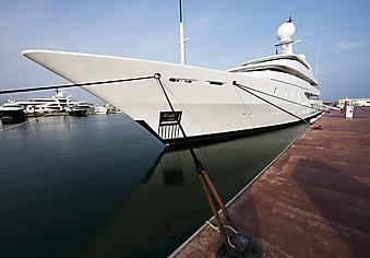 Яхта. (Код изображения: 13045)