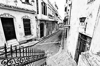 Старая Гавана. (Код изображения: 14010)