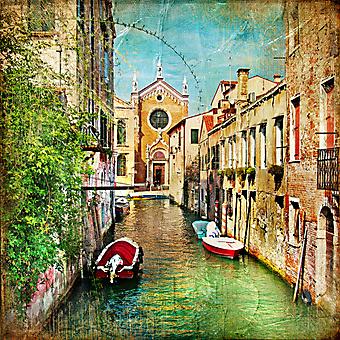 Красивая Венеция. (Код изображения: 14018)