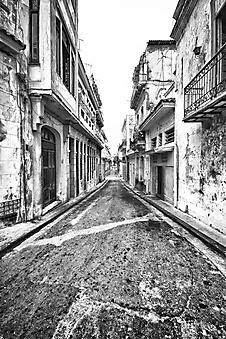Старая Гавана. (Код изображения: 14026)